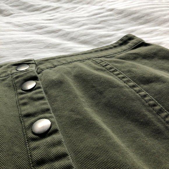 Rebel Rogue A-Line Skirt